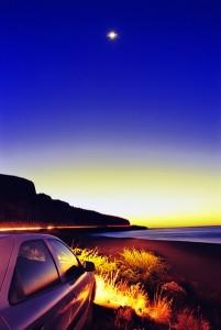 Nuit américaine en baie de Saint-Paul REUNION par le photographe Daniel AUGUSTE