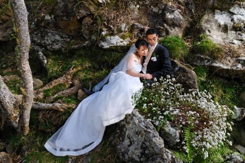 Mariage en forêt au Maïdo par Daniel AUGUSTE
