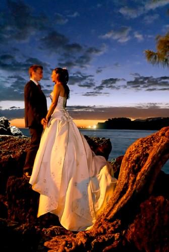 Mariage Réunion à Langevin