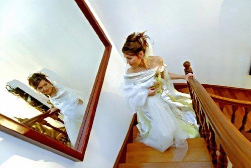 Mariage|Mariée au miroir par Daniel AUGUSTE