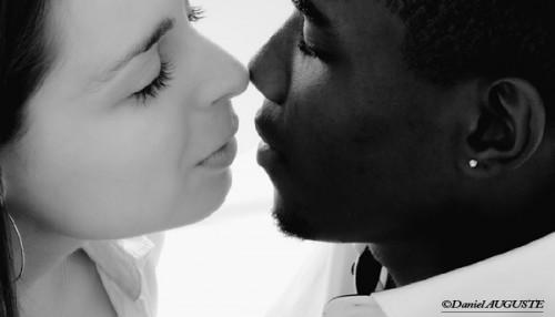 Mariage Réunion, Le baiser