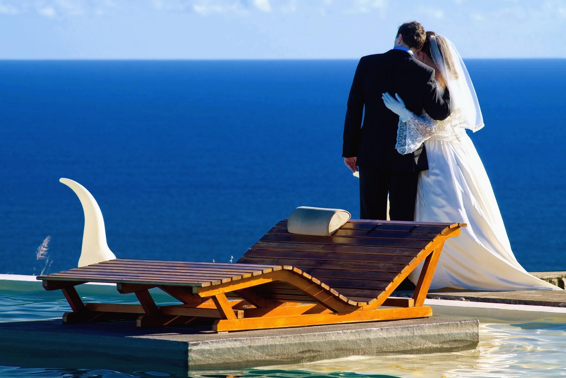 Mariage au Palm Hôtel de la Réunion